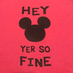 Women's Disney Mickey Mouse Sleep Tank-Size XL